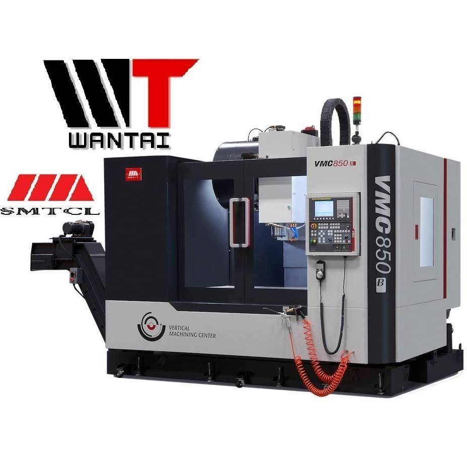 Máy gia công cnc Wantai VMC 850