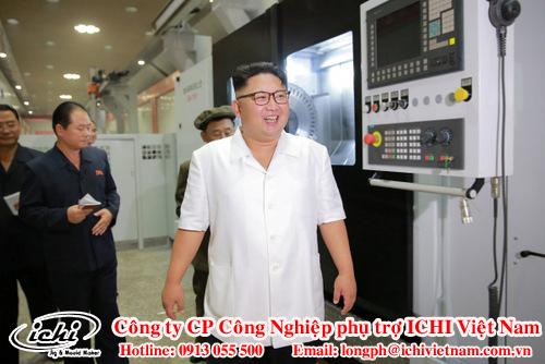 Ứng dụng công nghệ cnc chế tạo tên lửa