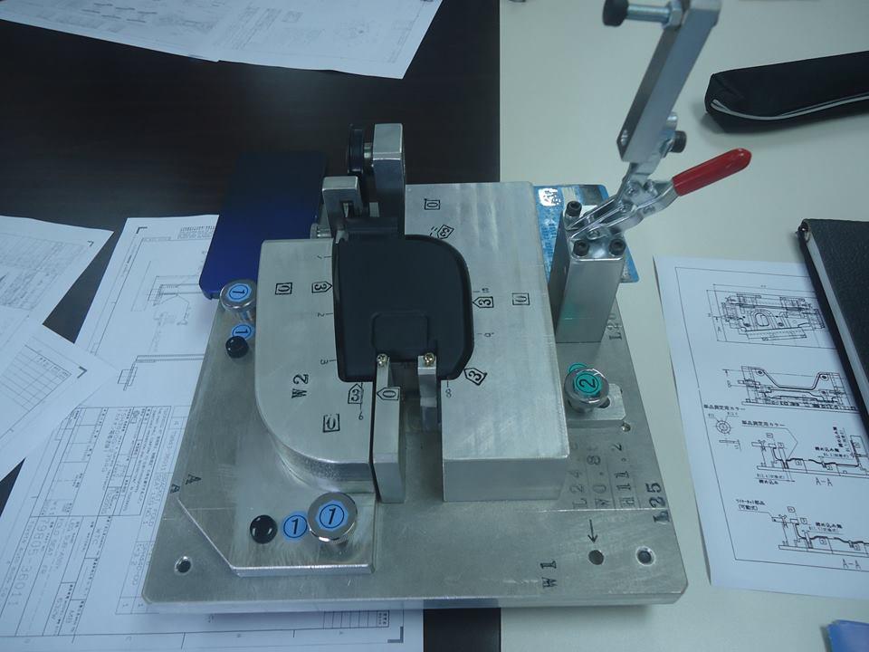 Sản phẩm chế tạo jig chuyên nghiệp