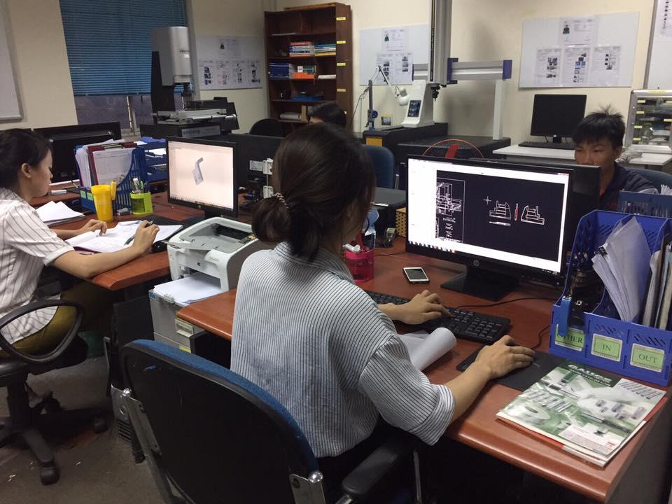 Công ty gia công cnc ICHI Vietnam Tuyển kỹ sư thiết kế cơ khí