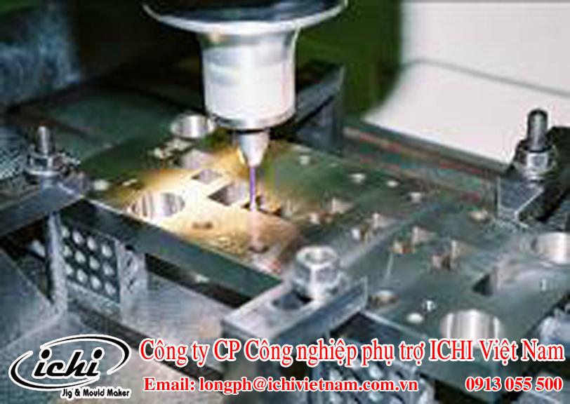Gia công CNC tại Bắc Ninh