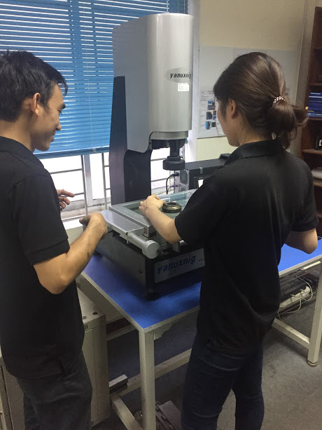 Công ty gia công cnc ICHI Việt Nam tuyển nhân viên QC