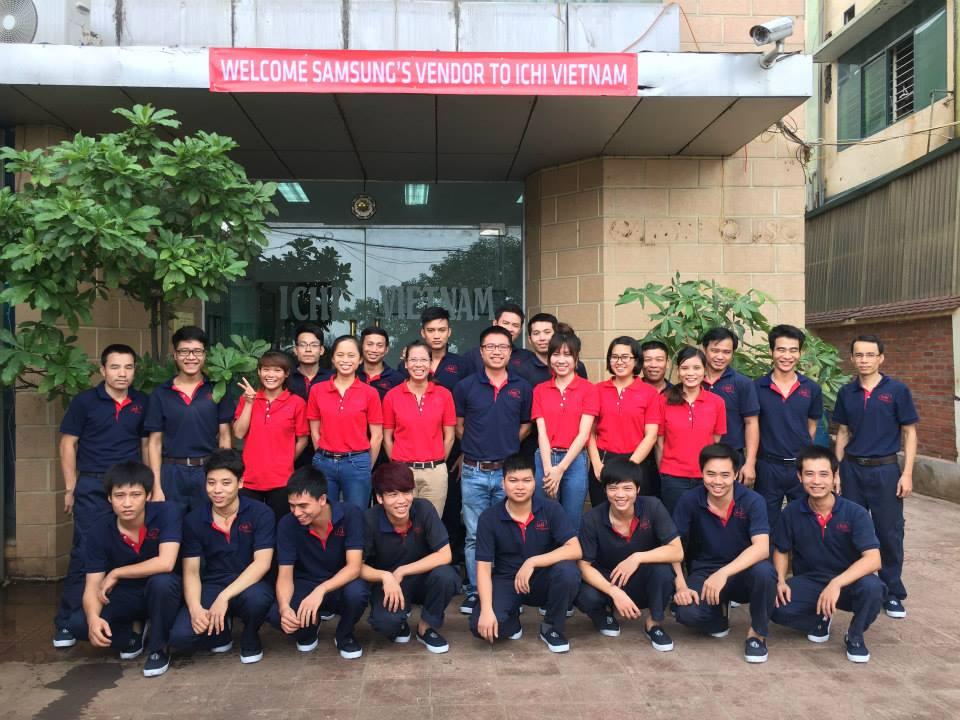 Đội ngũ nhân viên công ty cnc