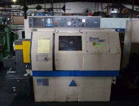 Máy gia công CNC MIYANO - cơ khí chính xác
