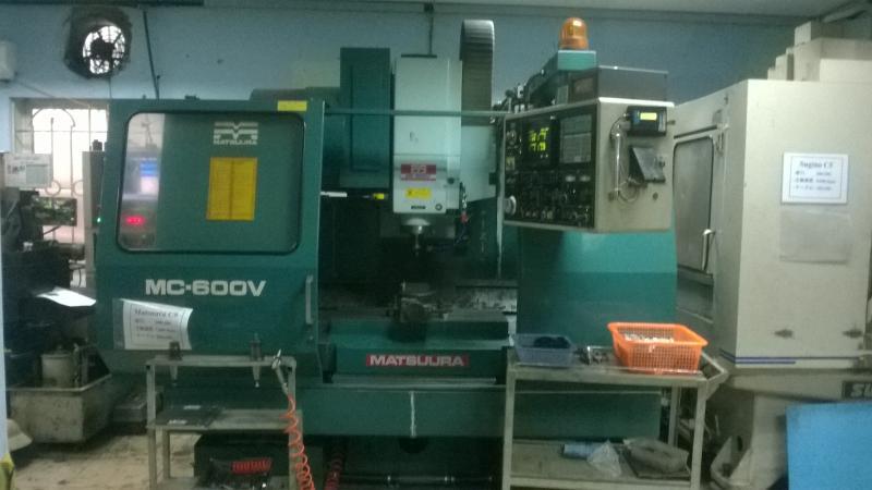 Máy gia công CNC MATSUURA