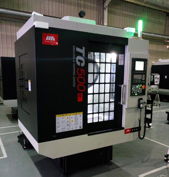 Máy giá công cnc High speed vertical TC500R
