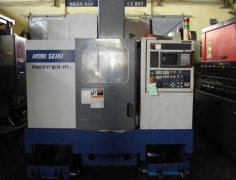 Máy gia công CNC MORISEIKI - Cơ khí chính xác