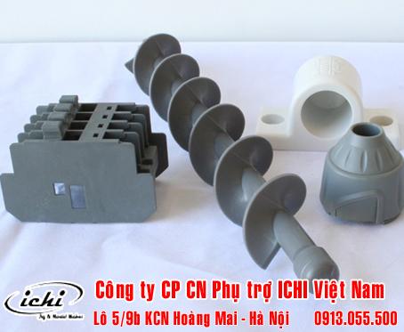 Gia công cnc, chế tạo khuôn nhựa 01