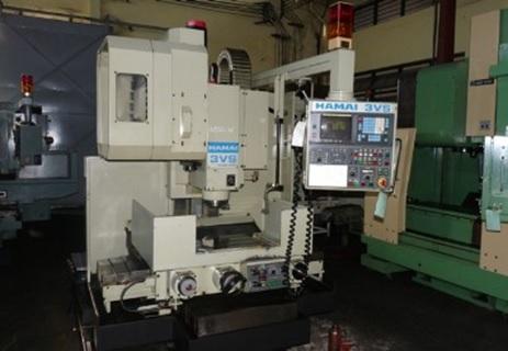 Máy gia công CNC HAMAI Công ty Ichi Việt Nam