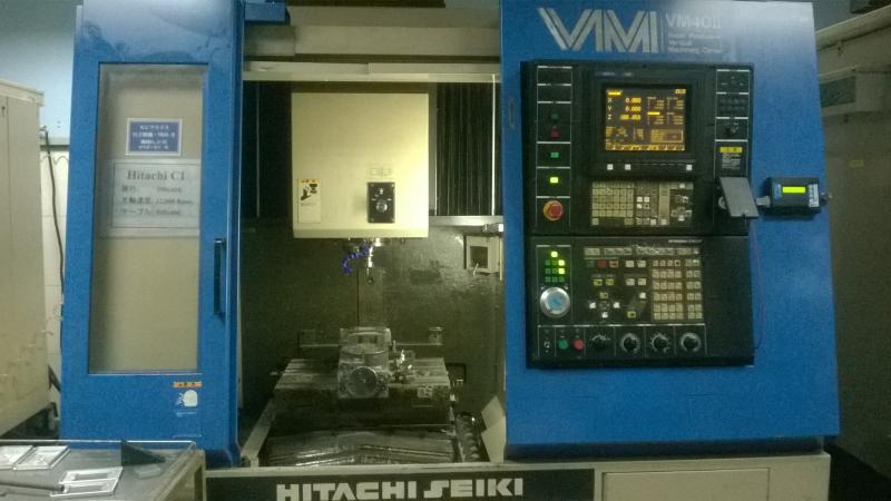 Máy gia công CNC HITACHI C1