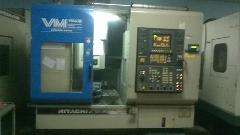 Máy gia công CNC HITACHI VM40II