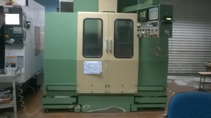 Máy gia công CNC MORI C14