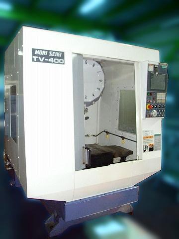 Máy gia công CNC MORI SEIKI TV 400 - Ichi Việt Nam