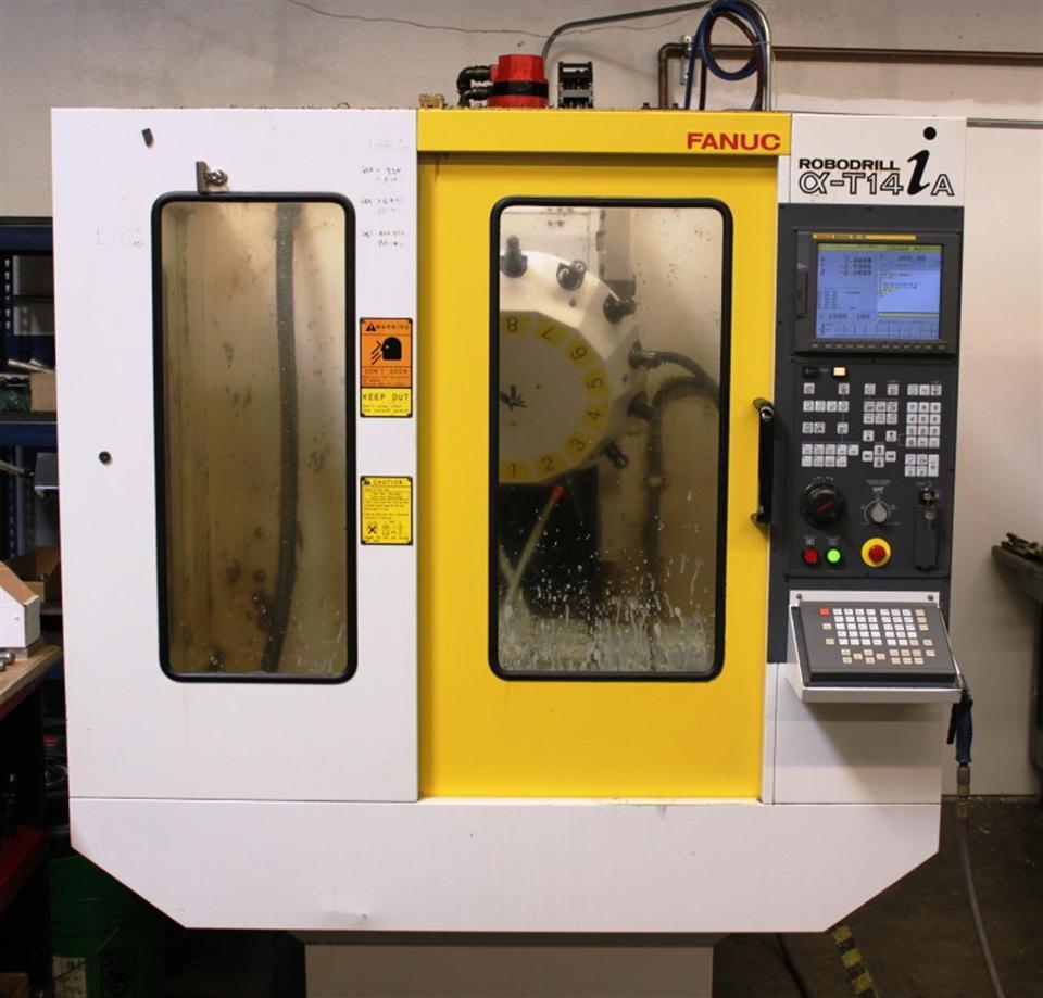 Máy gia công CNC ROBO DRILL C11