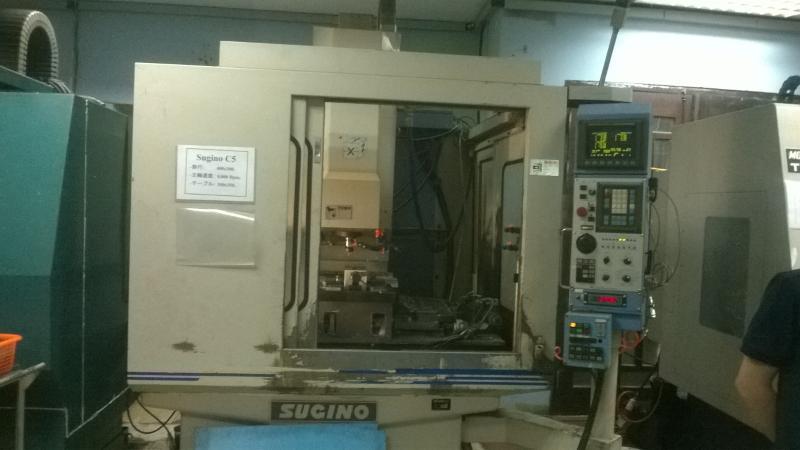 Máy gia công CNC SUGINO C5