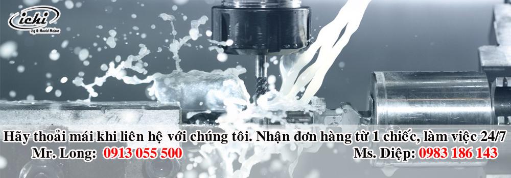 Gia công CNC chuyên nghiệp