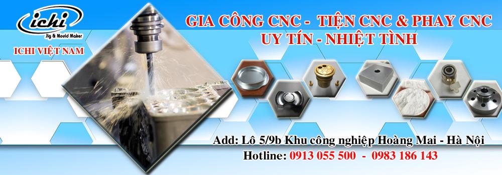 Công ty gia công CNC chuyên nghiệp